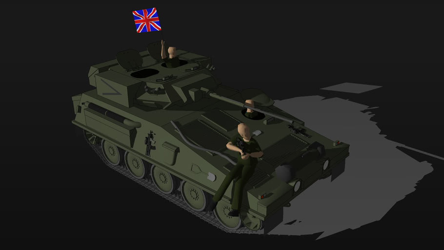 Scimitar CVR(T)