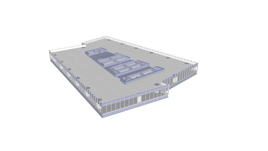 Zuellig Building Typical Floor Plan 3-20 Floor