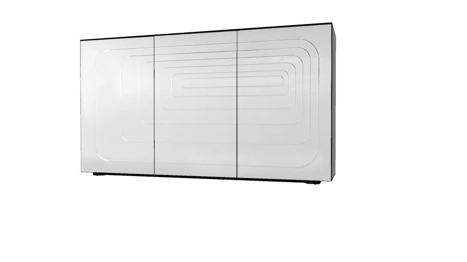 81353 Sideboard Meander Mirror