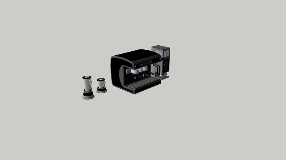 MARKJONES-coffee machine small blender mixer nescafe machine
