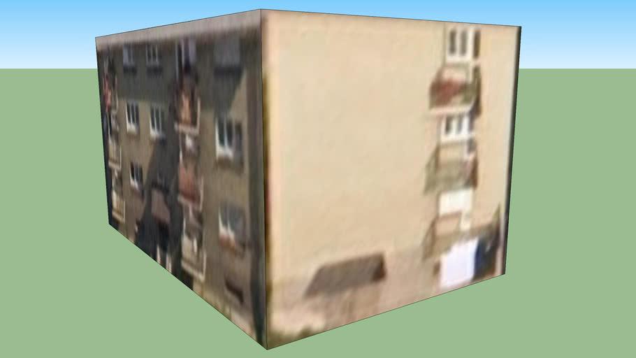 Building in Praha, Česká republika
