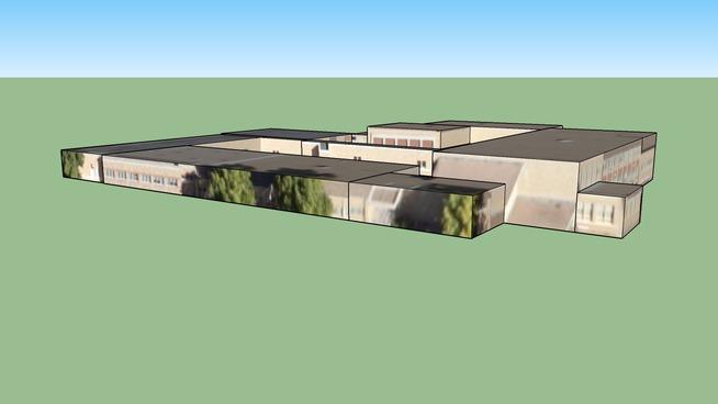 Newlon Elementary in Denver, CO, USA