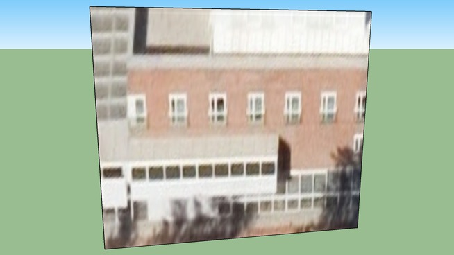 Edifici a B6, Campus Nord UPC