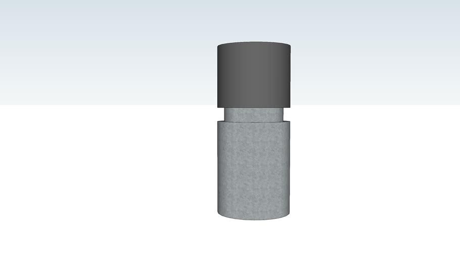 Prototype Axe Deobus.