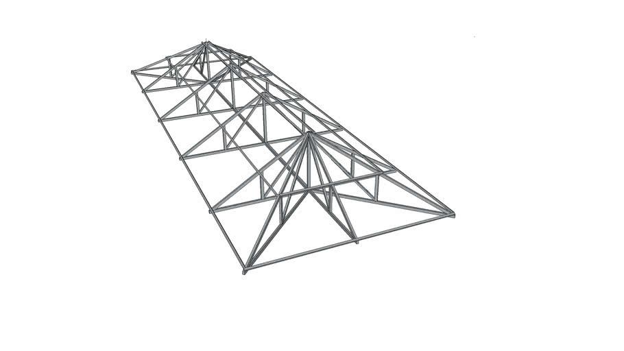 telhado madeira
