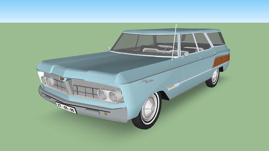 1965 Skylark Cruiser Station Wagon