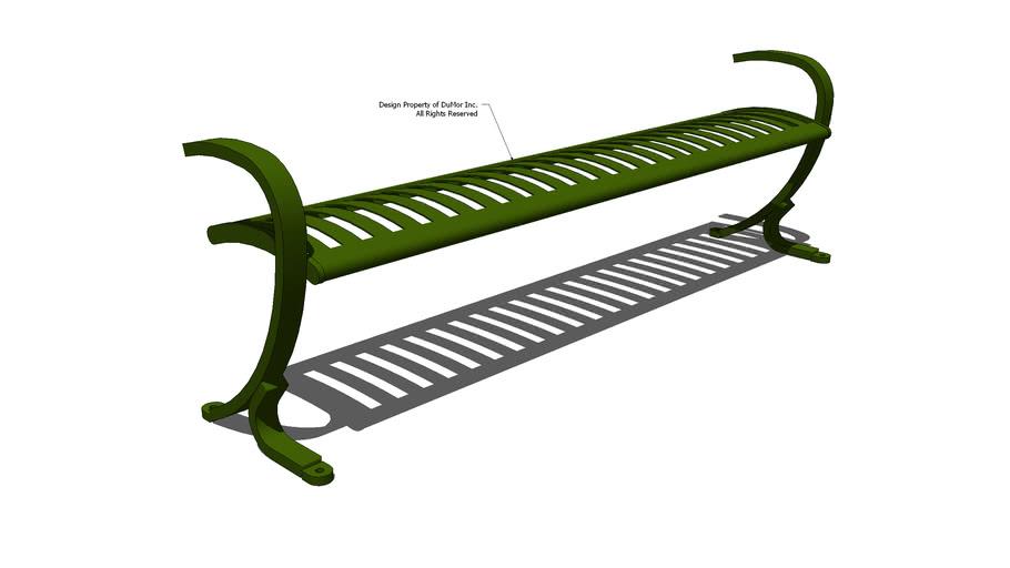 461 Series Bench - Steel