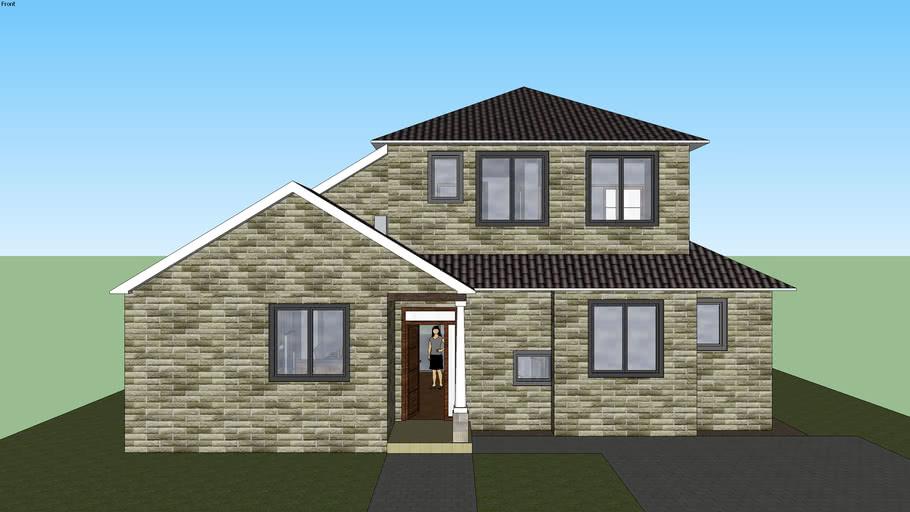 Casa unifamiliar model Roselló