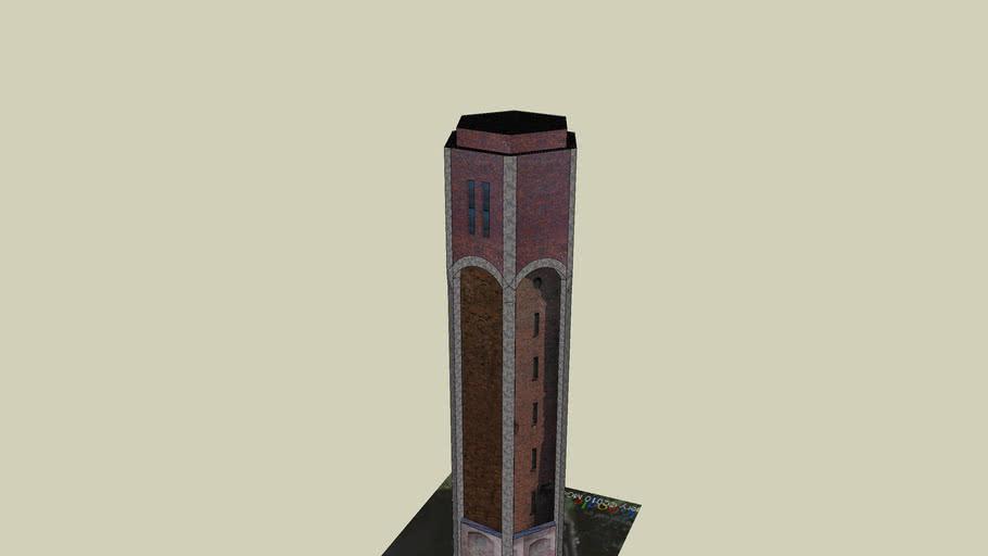 wieża ciśnien