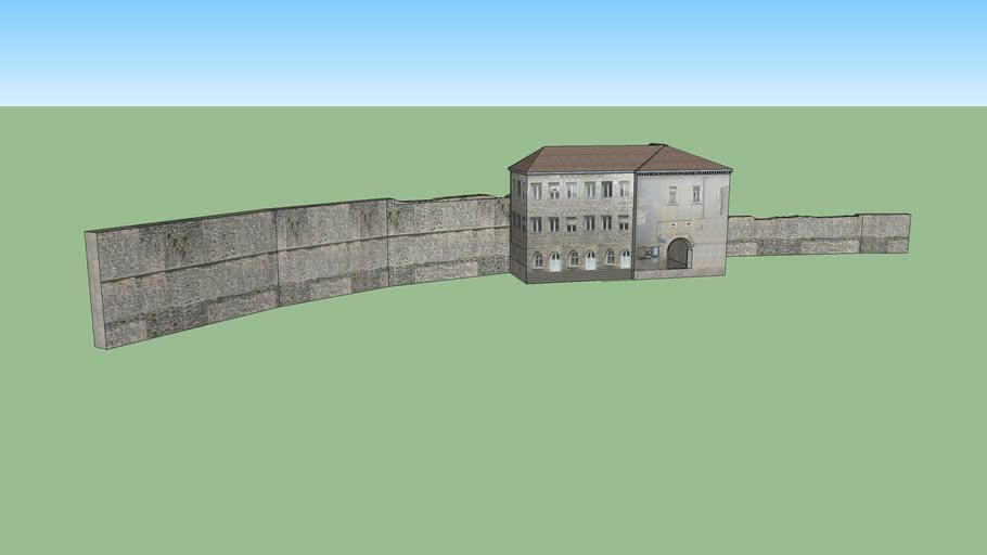 Zid oko Starog grada(part 3)- Trebinje, BiH