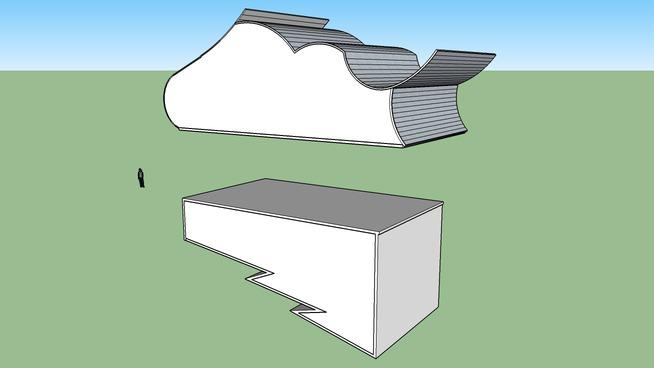 2nd Draft Sketchup Model