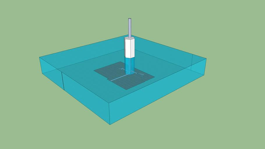 centrale d'eau
