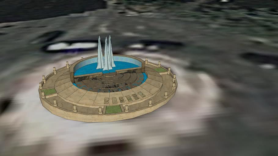 fontana di Piazza della Repubblica, 12, 00038 Valmontone RM, Italia