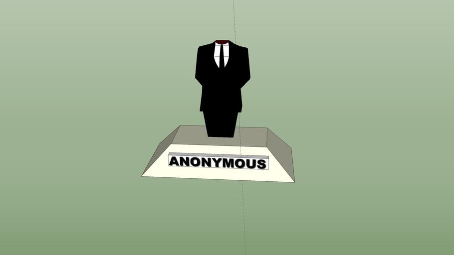 Anonymous - Internet hate machine