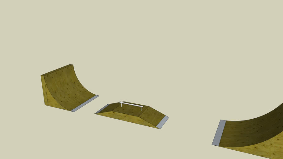 A Cool Skate Course
