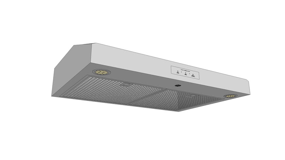 """GE Profile™ 30"""" / 36"""" Under The Cabinet Hood"""