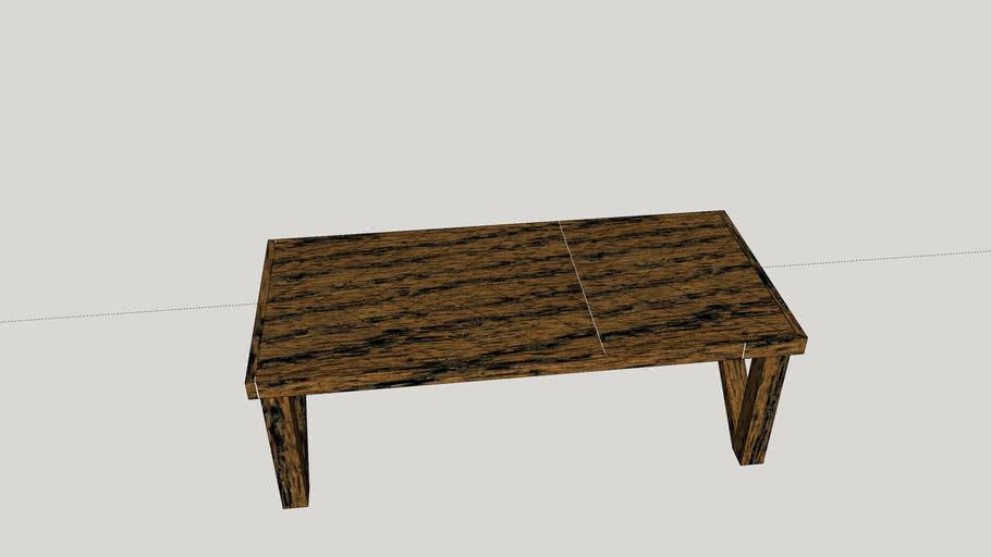 Herringbone Kitchen Table