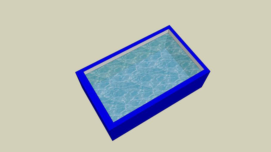 Rectangular Swimming Pool