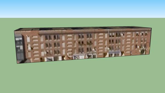 Bâtiment situé Madrid, Espagne
