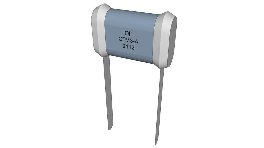 SGMZ-A (SGM-3)  Capacitor