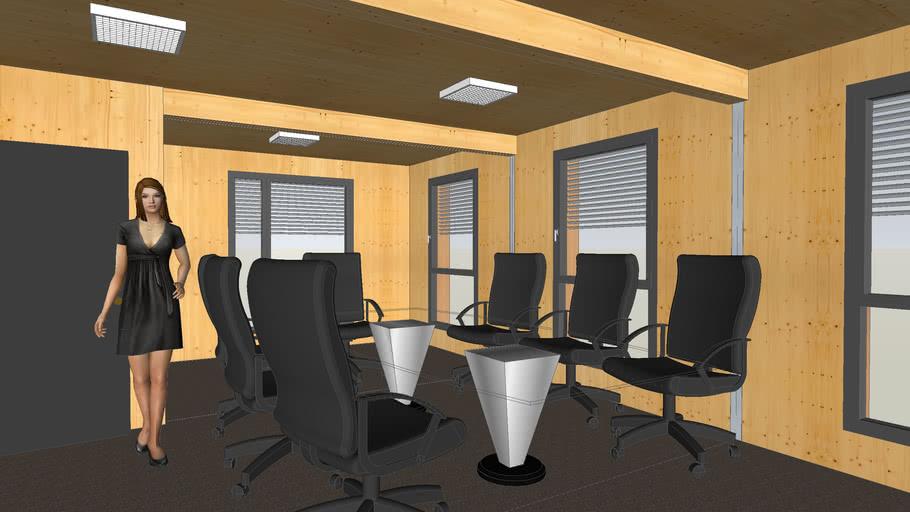 Interior Conference Room Sample Model