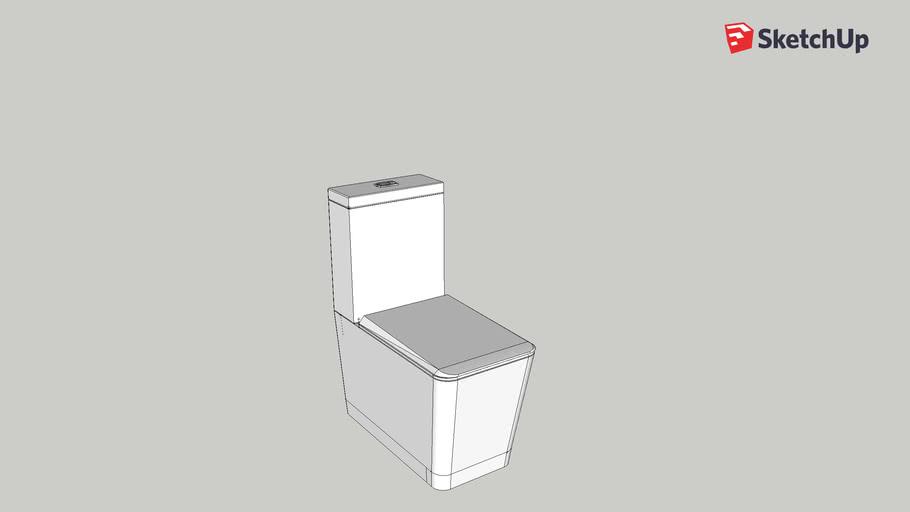 Epernay / Esk Close Coupled Toilet 15412