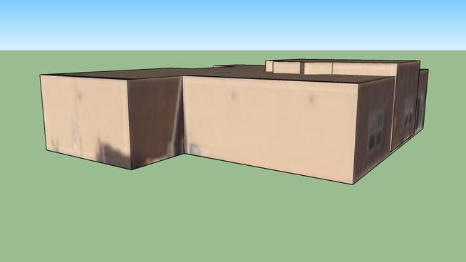 Building in Rio Rancho, NM 87144, USA