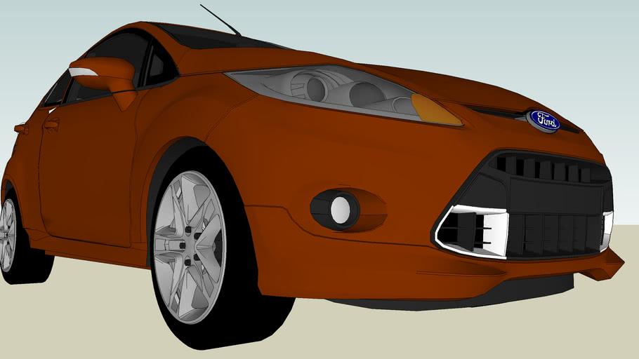 2008 Ford Fiesta 5-Door Sport