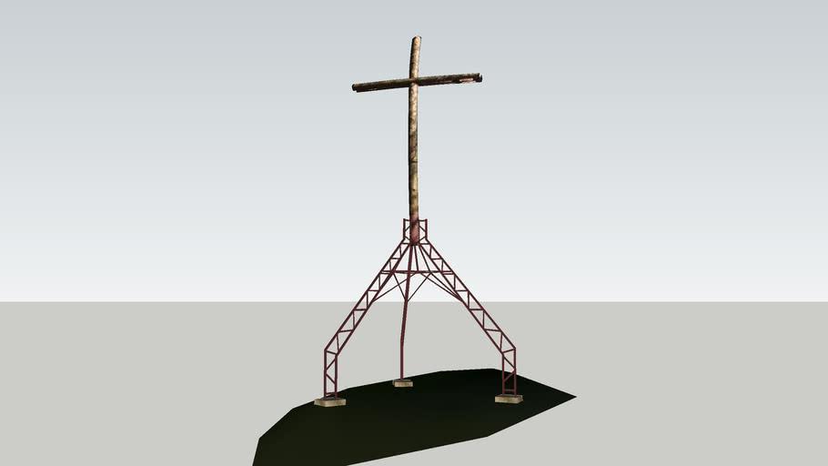 Krzyż na Wieżycy