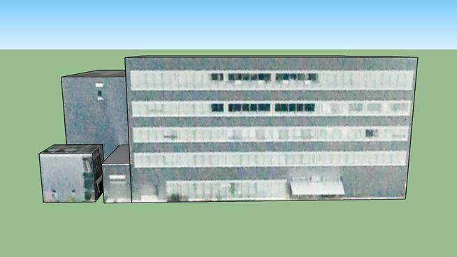 Gebäude in 2丁目片平, 青葉区Sendai, Präfektur Miyagi, Japan