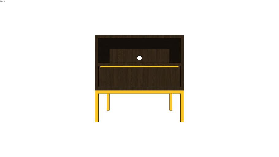 Hudson Bedside Table