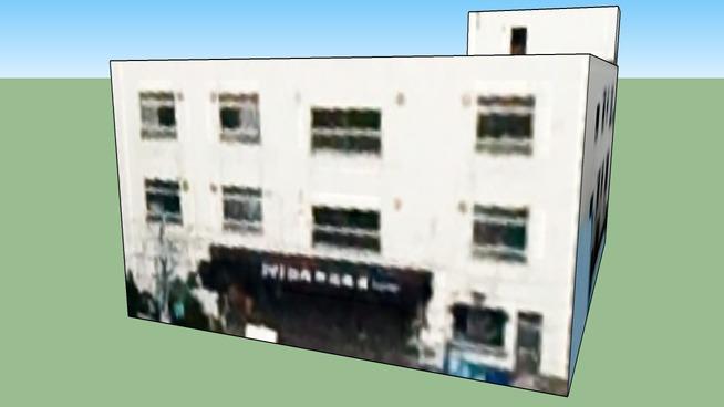 日本, 北海道札幌市東区にある建物02