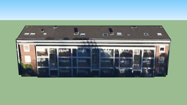 Gebäude in Den Haag, Niederlande