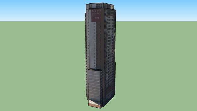 Edificio Nuevo Centro, Santiago, Chile