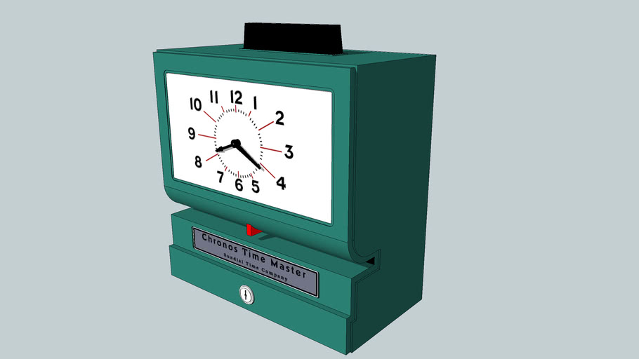 Punch Clock (Time Clock)