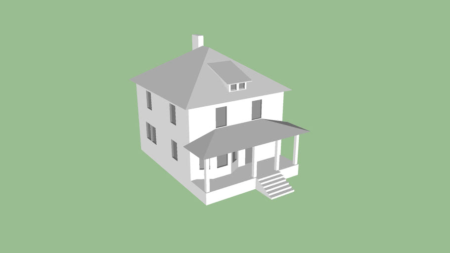 Building Residential B 3 Fl