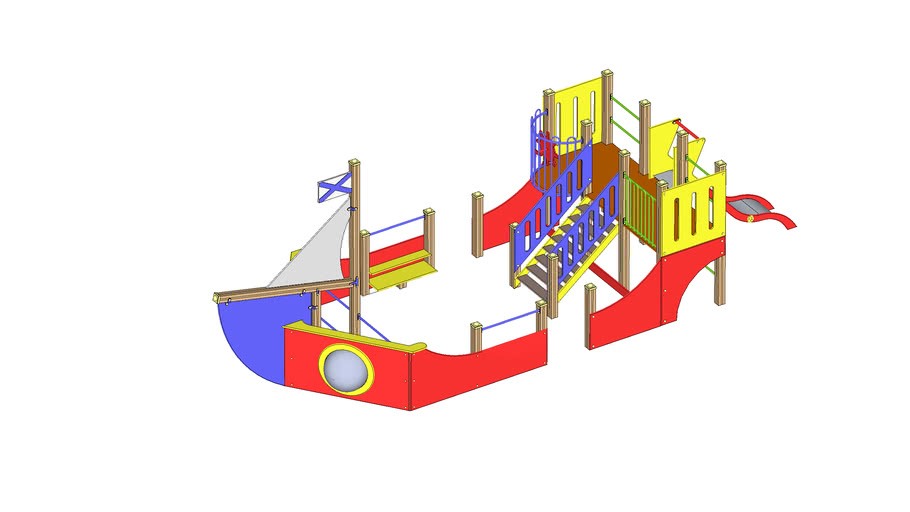 Playground - ship