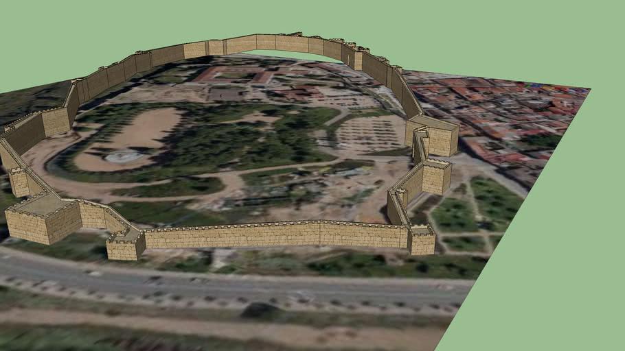 Muralla de Badajoz