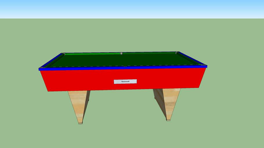 cpaes mesa de sinuca