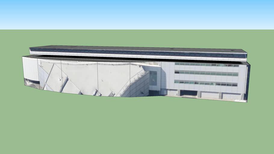 Building in SFO, California, USA