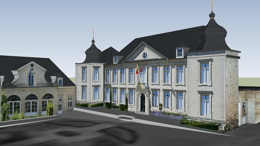 Château Pastur - Part 1 -  Jodoigne - Brabant wallon - Belgique