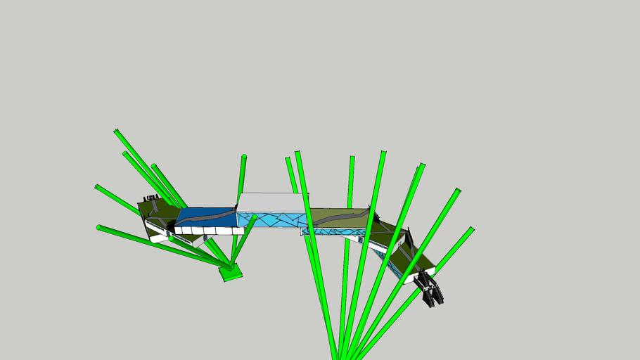 Arch 1101 EXP 3 2014 DEETLEFS Warrick Bridge and One Moving Element