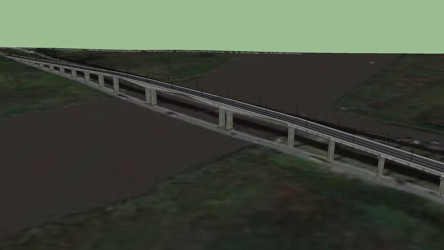 Ponte Léo Guedes - Pelotas