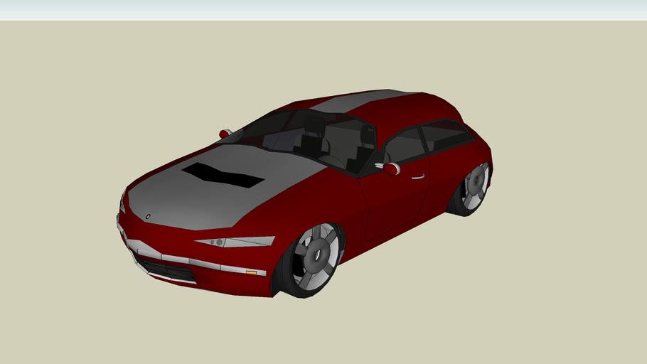 A concept car
