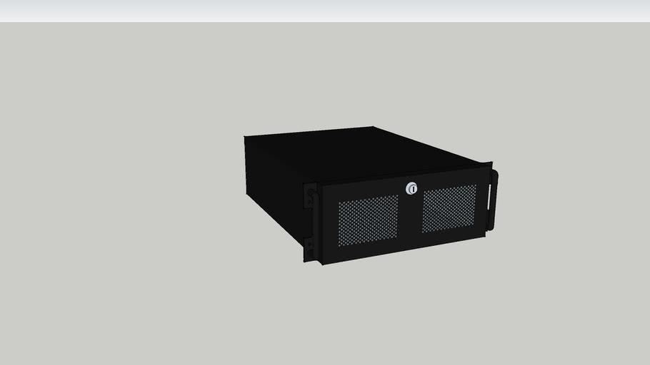 Boitier Serveur Antec 4U22EPS650 -EC