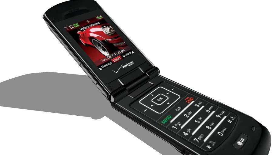 LG VX-8600 cell phone
