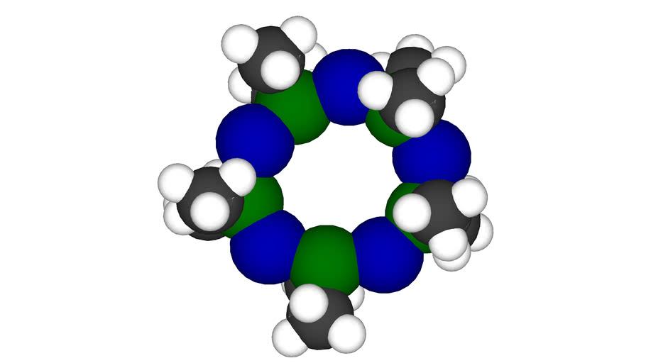 Siloxane Molecule