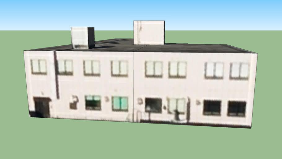 Bâtiment situé Kōbe, Préfecture de Hyōgo, Japon