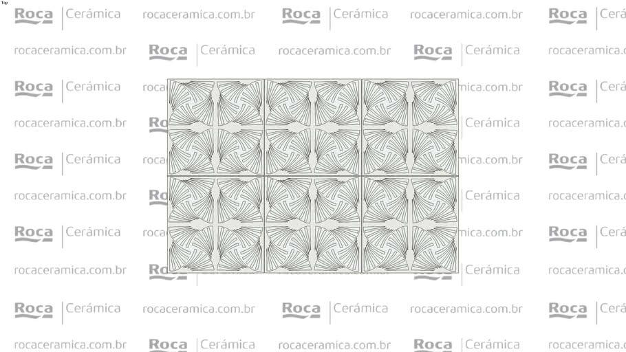ROCA - RV VENUS WHITE 21,5X21,5