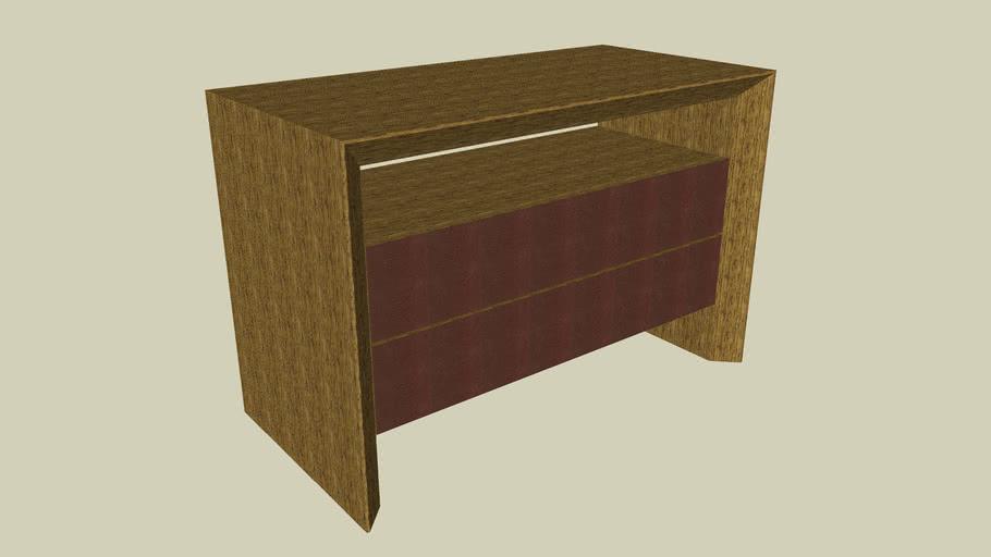 4401 - Criado Mudo Desk Saccaro